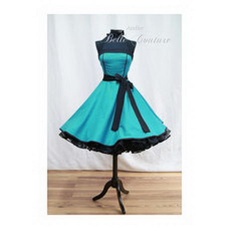 228x228 fantastisches 50er jahre kleid art 2805 von bellaperla. Black Bedroom Furniture Sets. Home Design Ideas