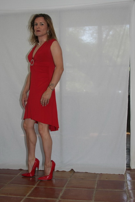 7 inch heels