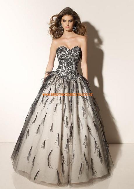 Abendkleider extravagant