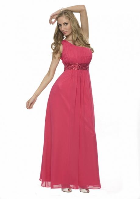 Abendkleider pink