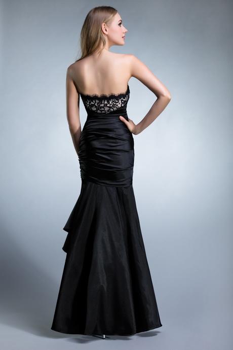 Abendkleider schwarz lang