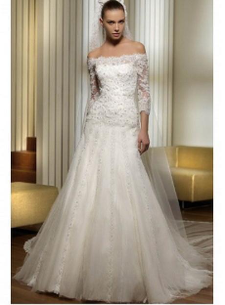 Brautkleid 50er stil