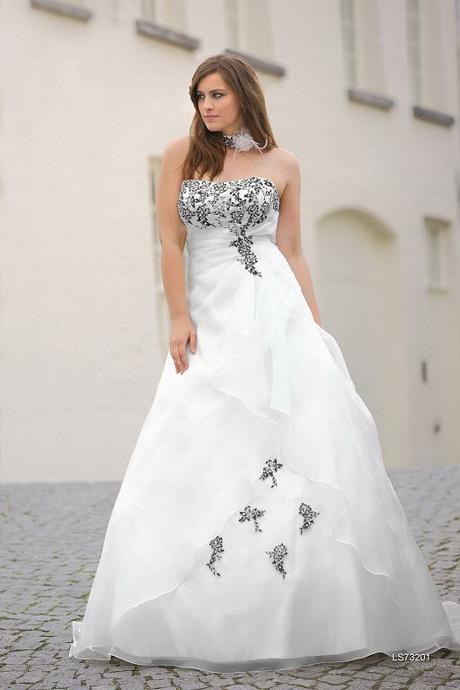 Brautkleider für dicke