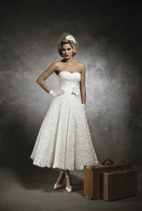 Brautkleider knöchellang