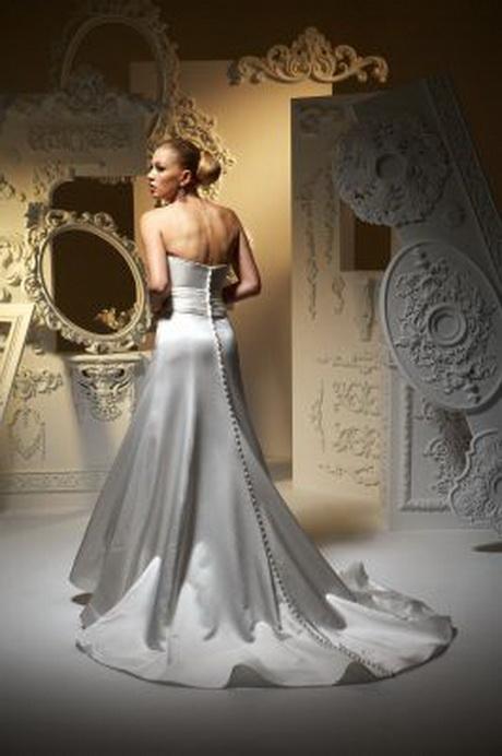 Brautkleid aus Seide – Jasmine Couture – Kollektion 2010 ...
