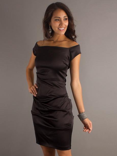 Фото элегантного короткого платья