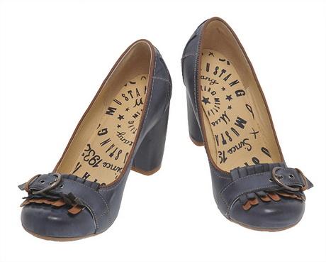 Elegante Schuhe F 252 R Damen
