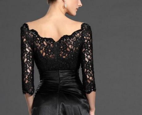 Festliche schwarze kleider