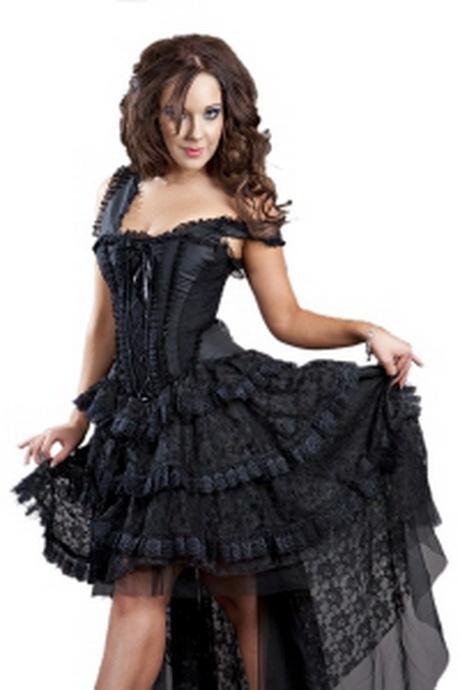 gothic kleid lang