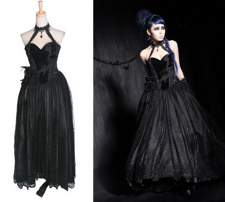 Gothic kleider xxl