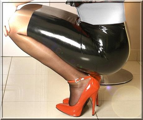 high heel shoe fetish № 57237