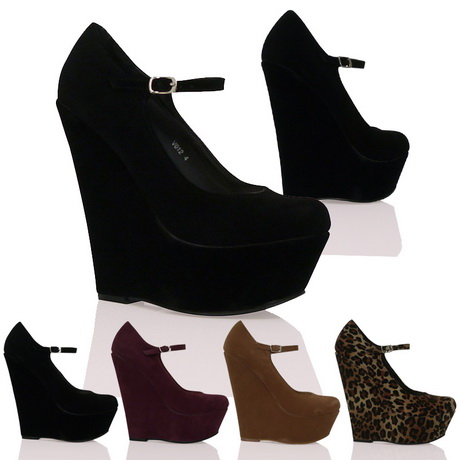 high heels keilabsatz. Black Bedroom Furniture Sets. Home Design Ideas