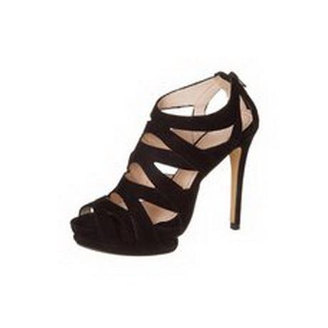 high heels sandaletten schwarz. Black Bedroom Furniture Sets. Home Design Ideas