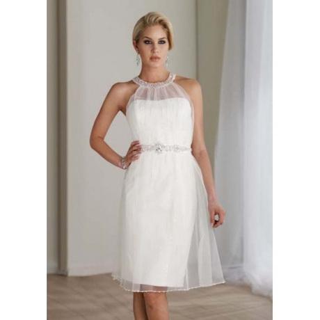 Hochzeitskleid knielang