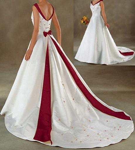 Brautkleid Hochzeitskleid Weiss Mit Schleppe Schleier Handschuhe ...