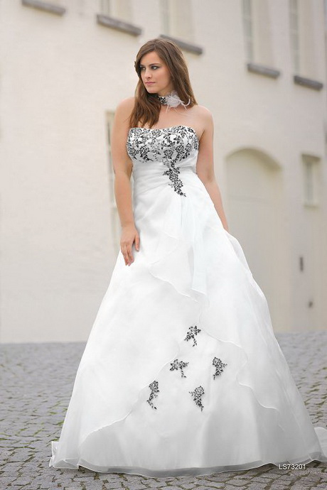 Hochzeitskleider für mollige