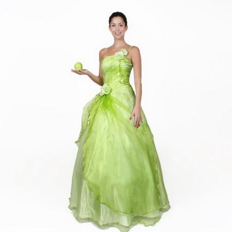 hochzeitskleider grün