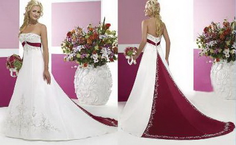 hochzeitskleider lila