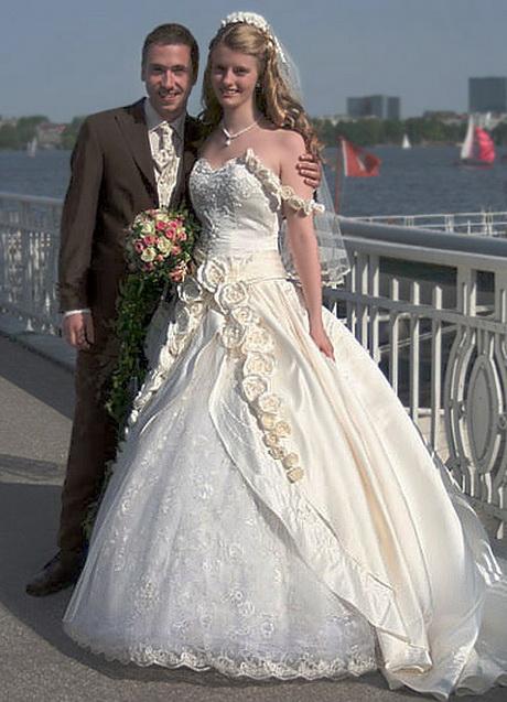 Hochzeitskleider sissi