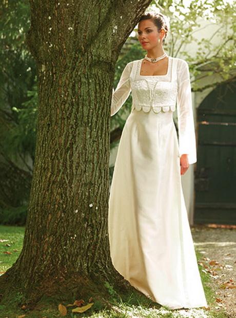 ... als Dirndl – Trachten für die Hochzeit » Dirndl Wunsch-Brautkleid