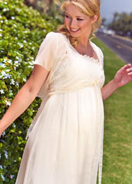 Hochzeitskleider umstandsmode