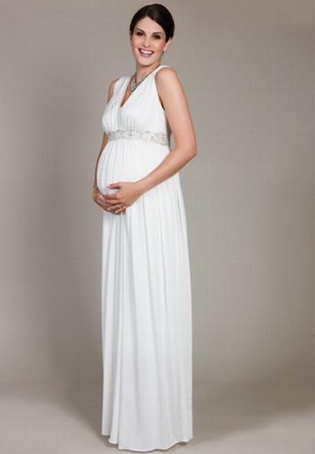 Hochzeitsmode für schwangere
