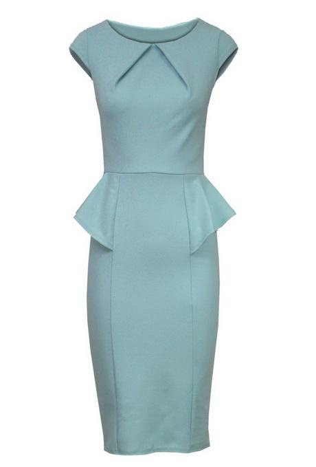 Kleid hellblau