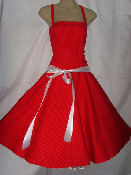Kleider in rot