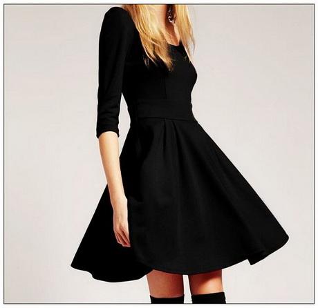konfirmationskleid schwarz