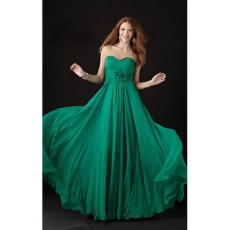 lange grüne abendkleider