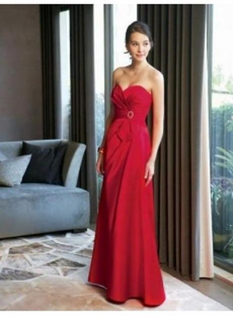 Lange rote abendkleider - Rotes abendkleid lang ...