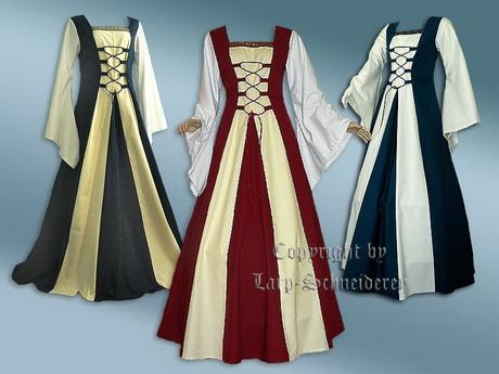 Mittelalter gewand