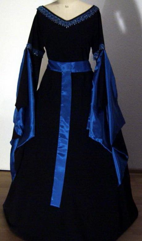 Mittelalterliche kleider