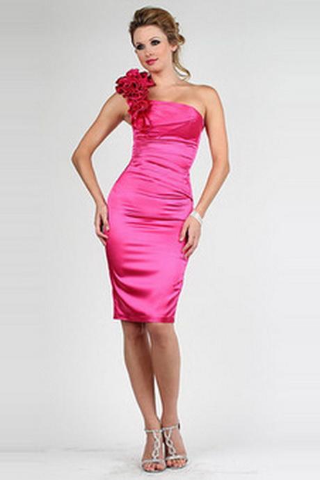pinke cocktailkleider