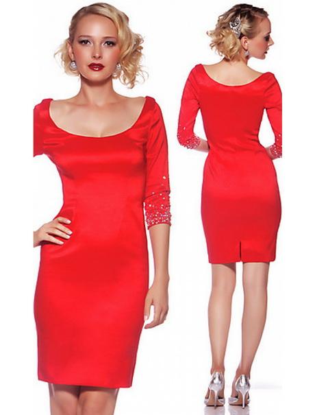 Rotes kleid f r hochzeit for Rotes brautkleid kurz