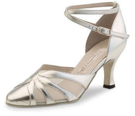 Schuhe Silber Damen