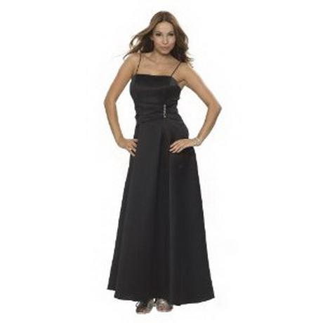 schwarz abendkleid