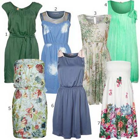 Sommerkleider 2014