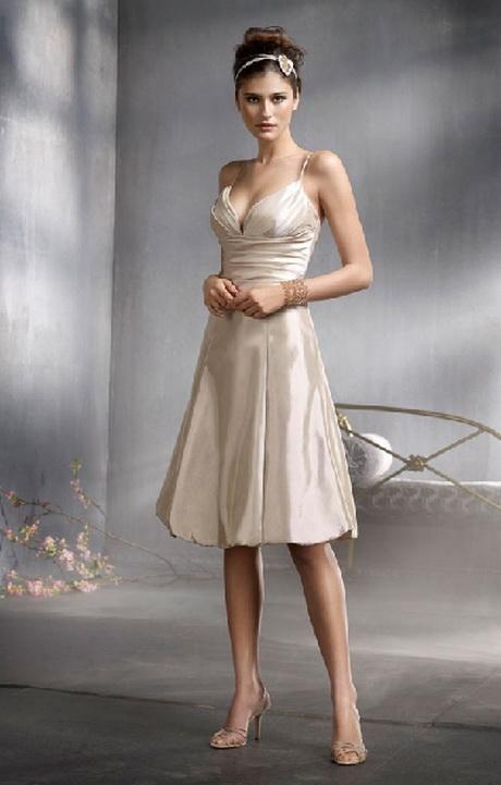 Standesamt kleid knielang