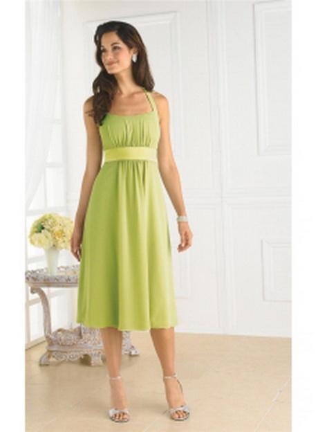 Trauzeugin kleid grün