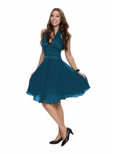 blaue festliche kleider