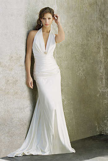 Wedding Dress For Women Over 40: Brautkleid Standesamt Schlicht