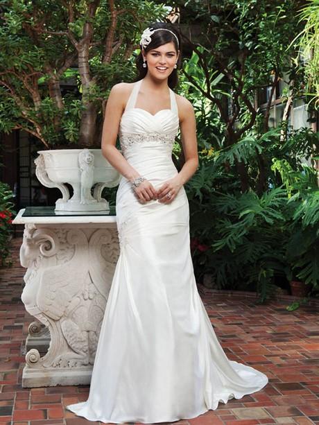 Elegante standesamtkleider - Brautkleid bonprix ...