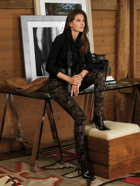 festliches outfit mit hose. Black Bedroom Furniture Sets. Home Design Ideas