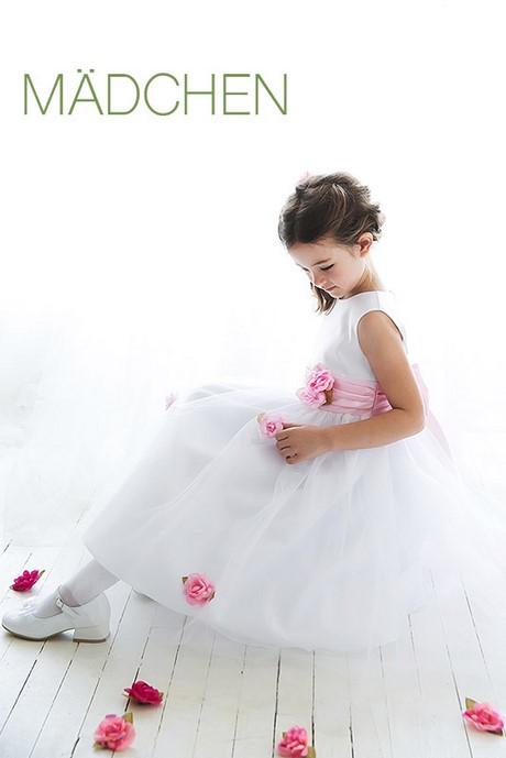 Kinderkleider weiß festlich