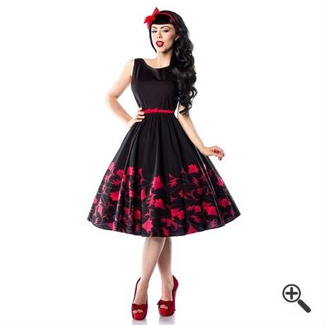 50er outfit damen for Rockabilly outfit damen