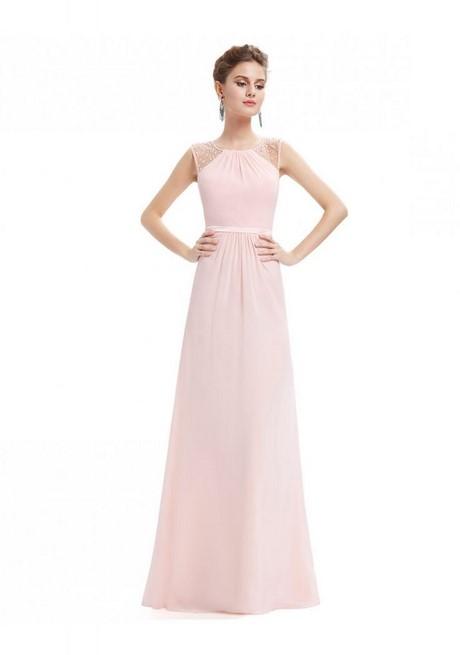 Abendkleid kurz rosa