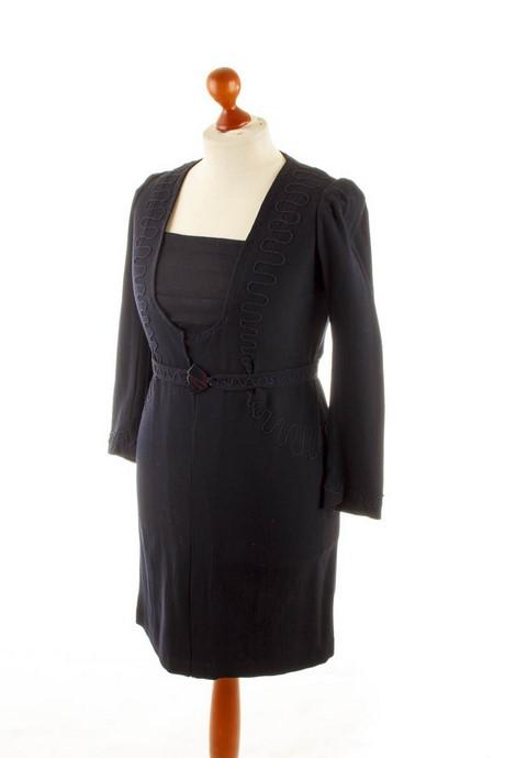 Kleid nachtblau - Heine festliche kleider ...