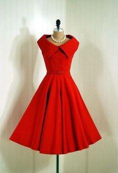 Kleider 1950