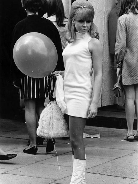 Kleider 60er jahre stil